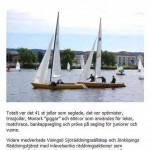 2009-09-15 Batliv Segelbåtens dag för juniorer 2009 i Jönköping